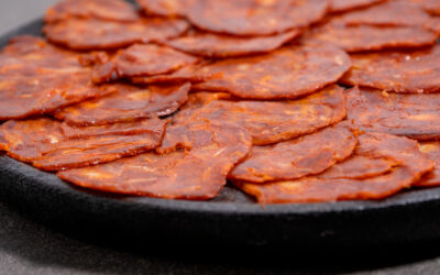 Chorizo bellota cular iberico pata negra